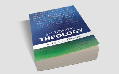 Case Study: Systematic Theology Book Cover
